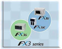 промышленне контроллеры FX
