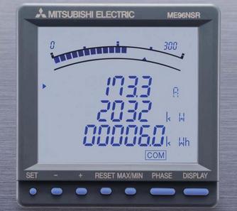 Универсальный электронный электроизмерительный прибор ME96NSR